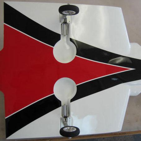 Boomerang Torus Main Struts-80390