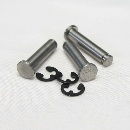 3 Pin Hardware Kit for Large Nose Strut w/E-Clips