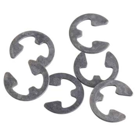 Replacement E-Clips for Pro-Link Medium/Large Hardware - 10 Pack