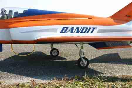 Pro-Link Bandit / Bobcat Main Struts-78837