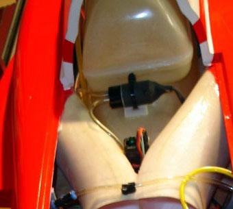 Fuel Pump Mount-79651