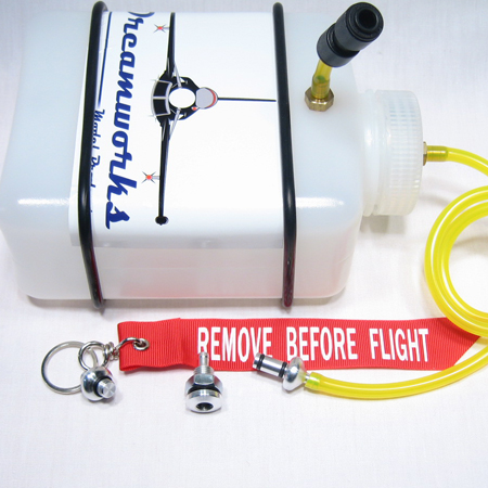 Startup Overflow Vent System High Flow Series-84727