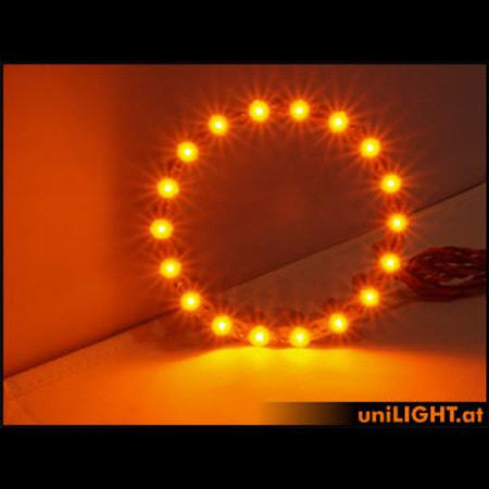 UniLight Afterburner Ring 76mm, short, EDF-84884