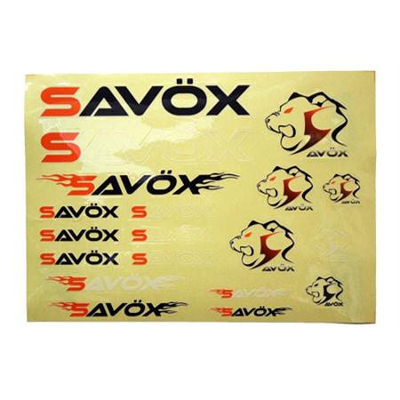 Savox Decal Sheet-0