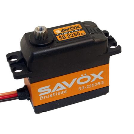 SAVOX SB2250SG Brushless Digital Servo