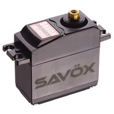Savox SC-0254MG Standard Digital Servo with Metal Gears