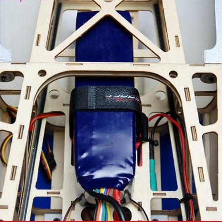 SECRAFT Battery Bed V2_M - Blue-82613