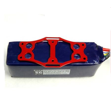 SECRAFT Battery Bed V2_M - Black-82639