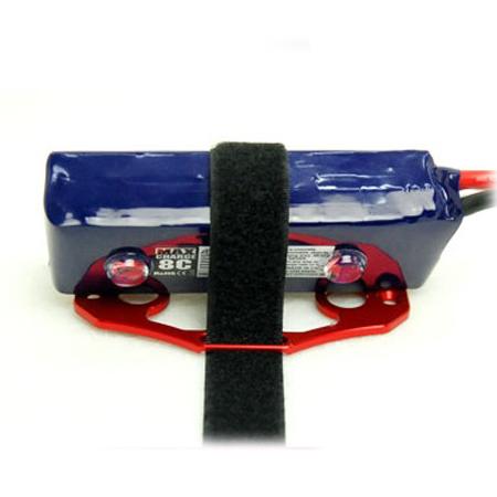 SECRAFT Battery Bed V2_S - Red-81816