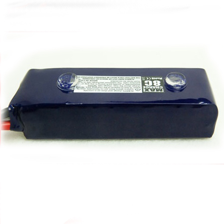 SECRAFT Battery Bed V2_S - Red-81812