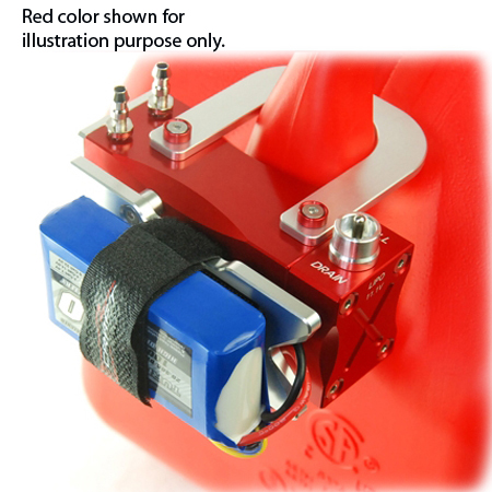 SECRAFT SE Fuel Pump System V2 Blue