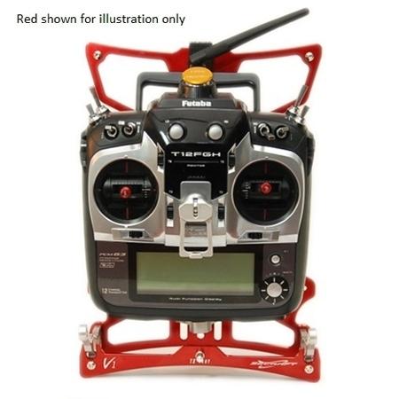 SECRAFT Transmitter Tray V1 (L) - Black-81897