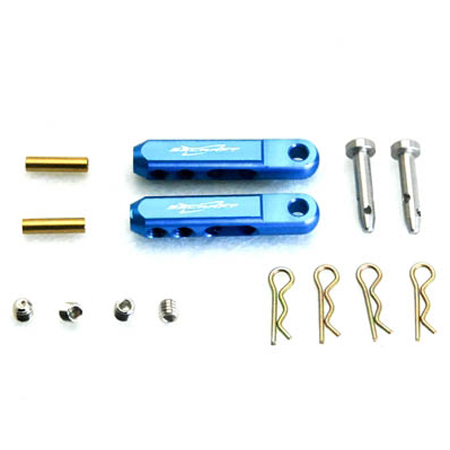 SECRAFT Wire Coupler - Blue