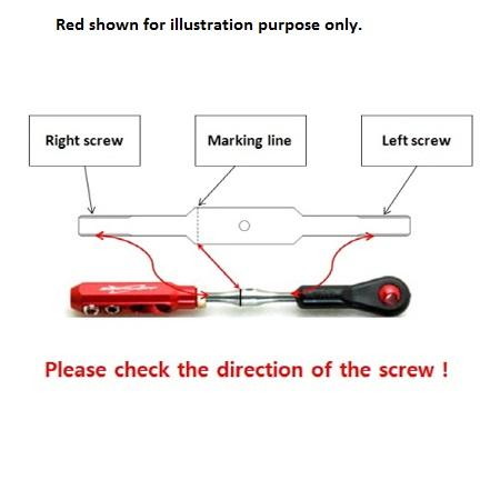 SECRAFT Wire Tensioner - Blue-81941