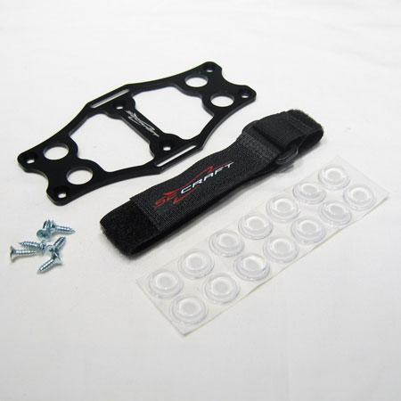 SECRAFT Battery Bed V2_M - Black-82638