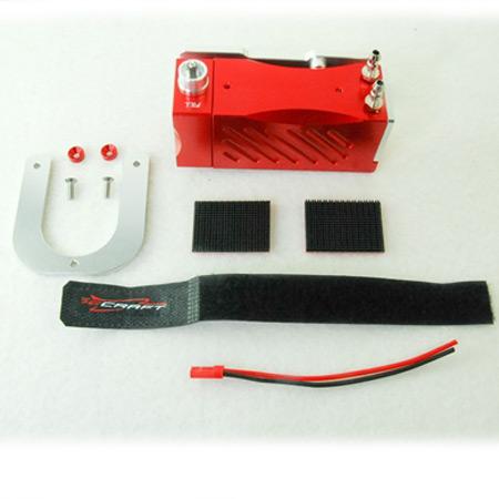 SECRAFT SE Fuel Pump System V2 Red-83944