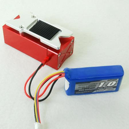 SECRAFT SE Fuel Pump System V2 Red-83945