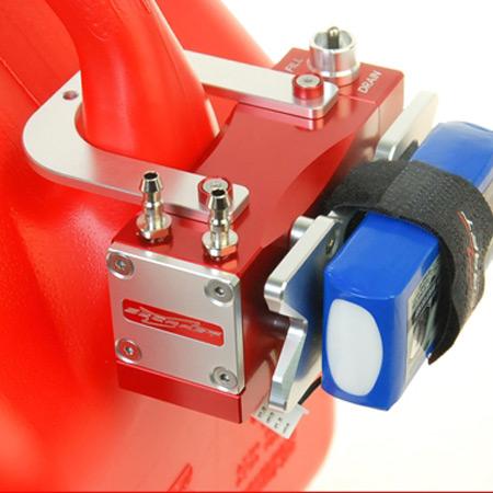 SECRAFT SE Fuel Pump System V2 Red-83947