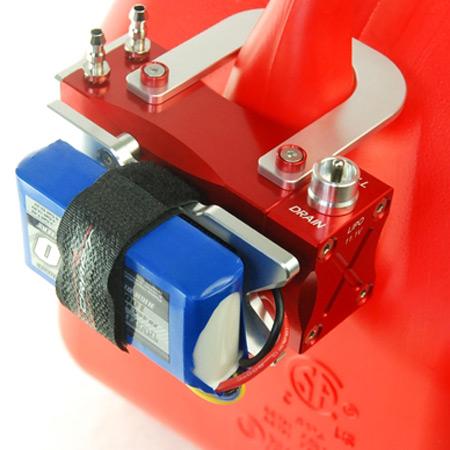 SECRAFT SE Fuel Pump System V2 Red-83946