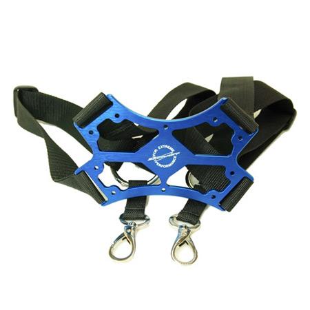 SECRAFT Neck Strap Double - Blue-0