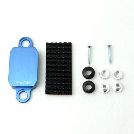 SECRAFT Receiver Bed - Blue-0