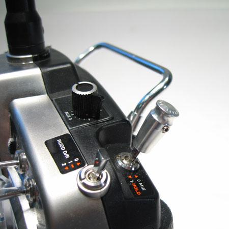 SECRAFT Switch Cap Long - Silver-82567