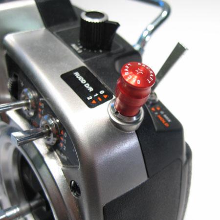 SECRAFT Switch Cap Medium - Red-82592