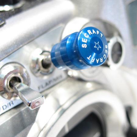 SECRAFT Switch Cap Normal - Blue-82673
