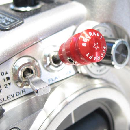 SECRAFT Switch Cap Normal - Red-82671