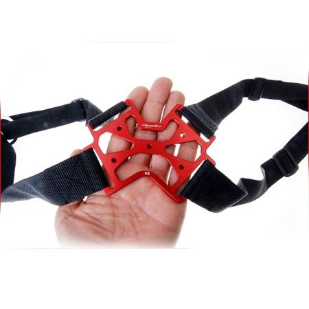 SECRAFT Neck Strap Single V2 - Red-84546