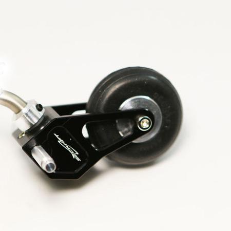 Titanium Tail Assy for 40 - Black-0