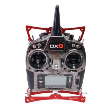 SECRAFT Transmitter Tray V1 (S) DX9 - Red-85171