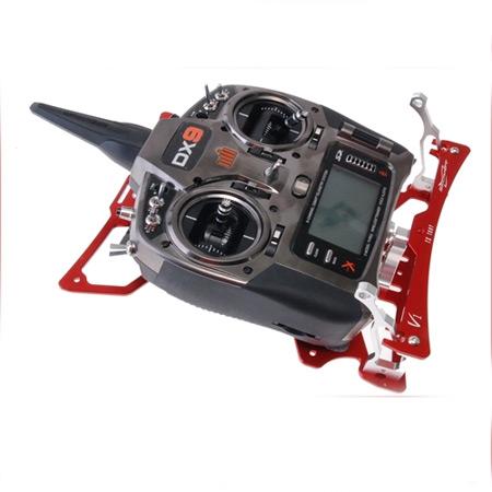 SECRAFT Transmitter Tray V1 (S) DX9 - Red-85167