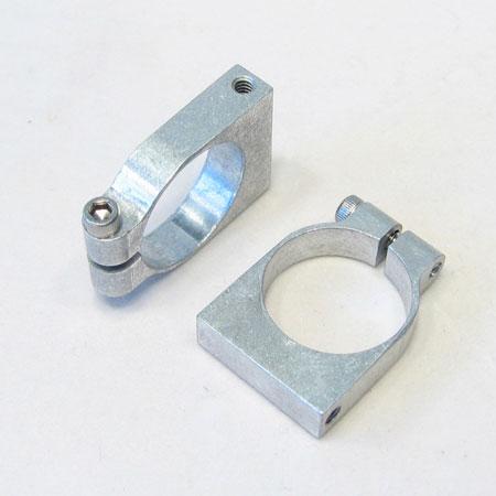 "Door Collar - 3/4"" w/Through Hole - Pair-0"