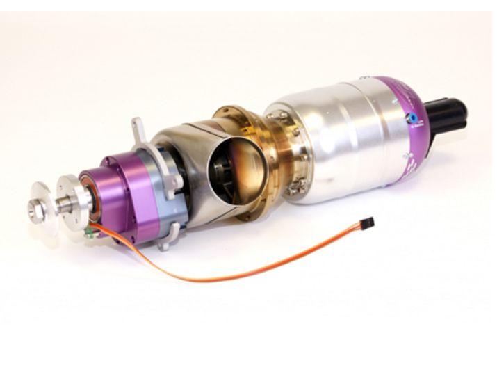 JetCat SPT10 Turbo Prop