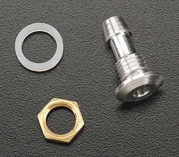 Aluminum Vent Fitting