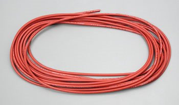 Silicone Wire 14AWG - RED-0