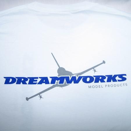 Dreamworks Tee Shirt - Small-80920