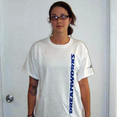 Dreamworks Tee Shirt - Medium-80927