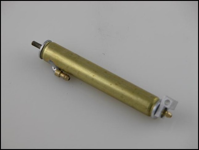 "Ultra Precision Cylinder 5/16 x 1 1/2"""
