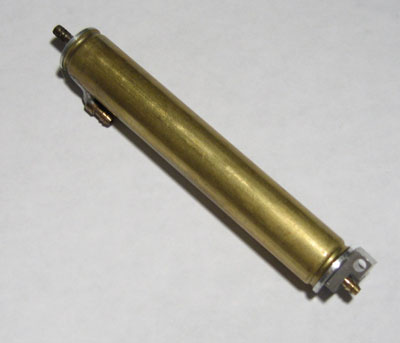 "Ultra Precision Cylinder 7/16""x 2"""