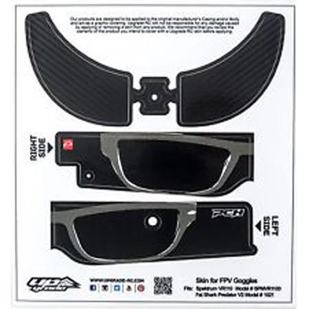 Spektrum/Fat Shark FPV Goggle Skin: Sun Glasses-0
