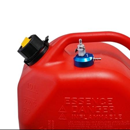 SECRAFT Refueling Cap V3 - Red-84474