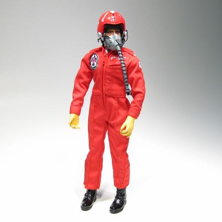 "12"" Thunderbird RC Pilot Figure-0"