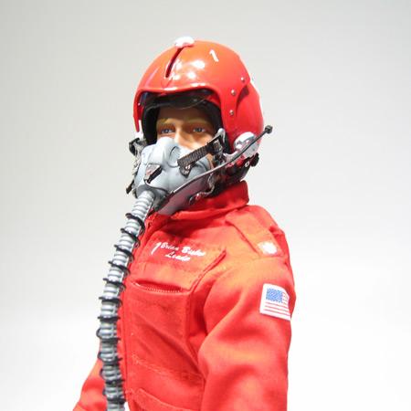 "12"" Thunderbird RC Pilot Figure-82881"