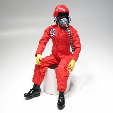 "12"" Thunderbird RC Pilot Figure-82880"