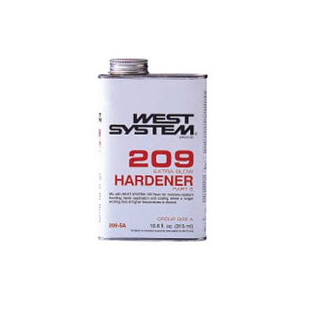 West System 209 Extra Slow Hardener - .66pt-0