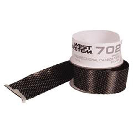 """West System Unidirectional Carbon Tape-1.5x12""""..-0"""