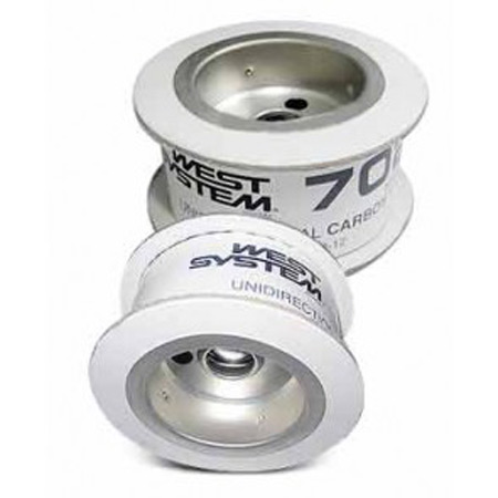 """West System Unidirectional Carbon Tape-3x12""""-0"""