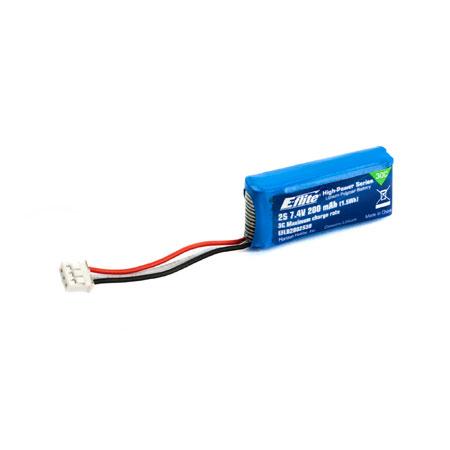 200mAh 2S 7.4V 30C Li-Po Battery-0